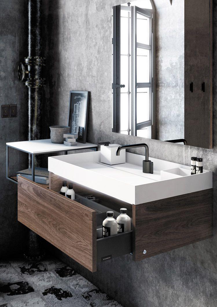 Best ideas for bathroom furniture for small bathroom  GaiaInterni