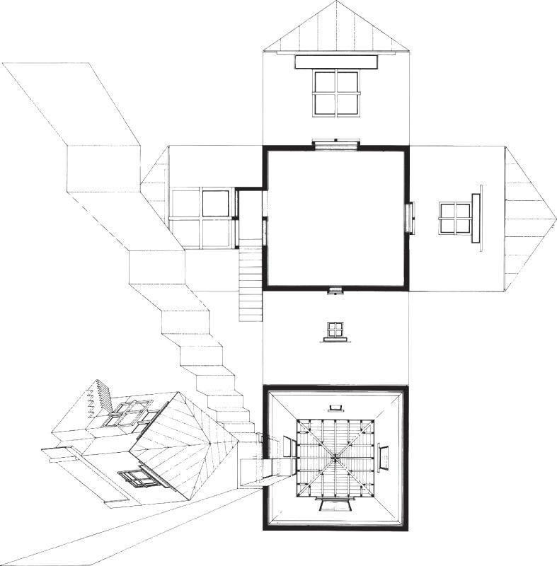 elevesectprospetti e sezioni grfica t architektur