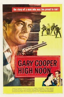 Matar Ou Morrer 1952 Leg Gary Cooper Cartazes De Filmes