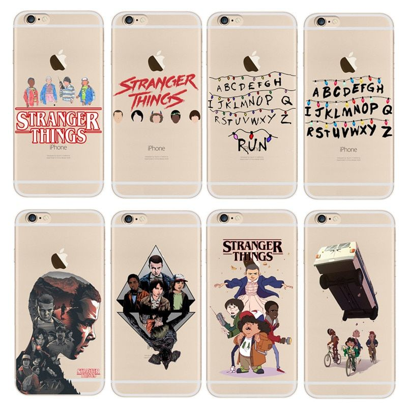 stranger things cover iphone 5