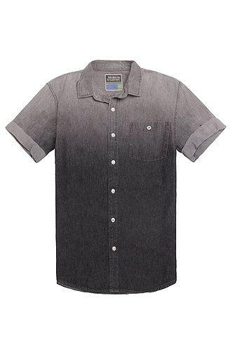 BESTSELLER! Modern Amusement Coal Short Sleeve Woven Shirt at PacSun.com $34.95