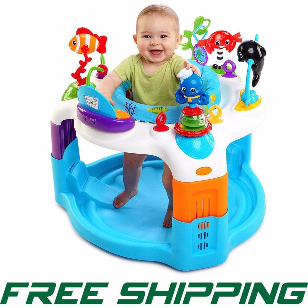 82be6bf03a8a Baby Einstein 60246 Rhythm of The Reef Activity Saucer