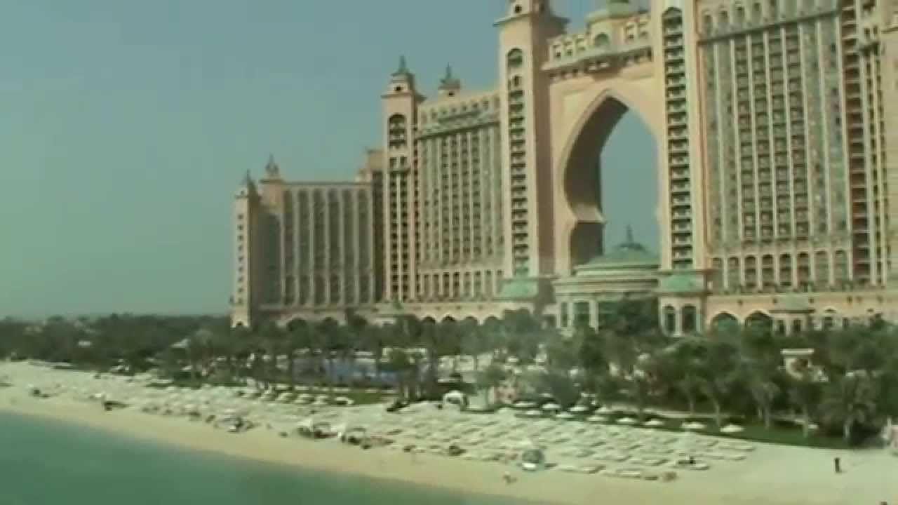 Passeio de trenzinho na Ilha da Palmeira em Dubai com Guia (2)
