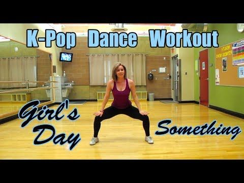 DANCE WORKOUT:: Girl's Day (걸스데이) - Something (썸씽