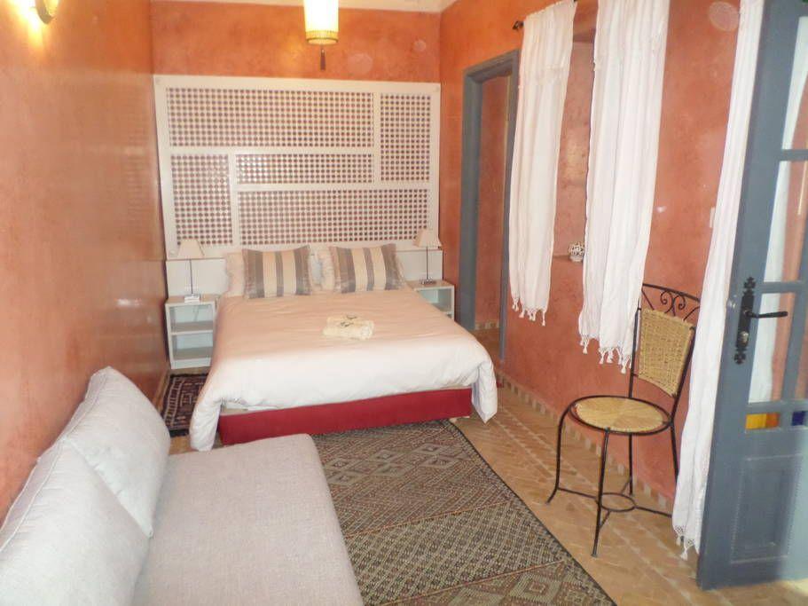 Schau Dir dieses großartige Inserat bei Airbnb an: Dar Malo, charmant petit riad - Häuser zur Miete in Essaouira