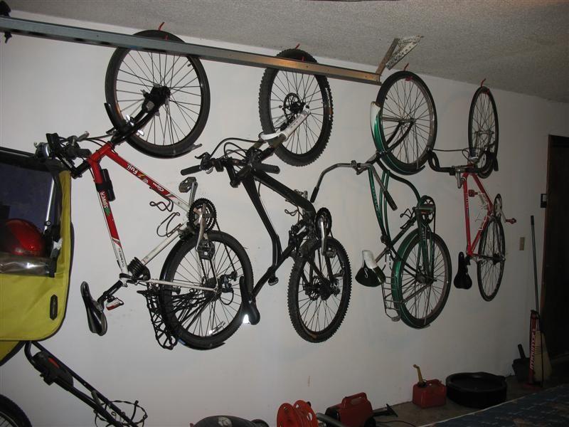 Great Garage, Bike Storage Ideas: Bike Storage Garage To Keep Your Bike