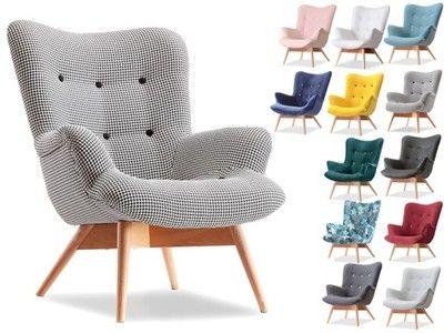 Fotele wypoczynkowe do salonu - Allegro.pl - Fotel