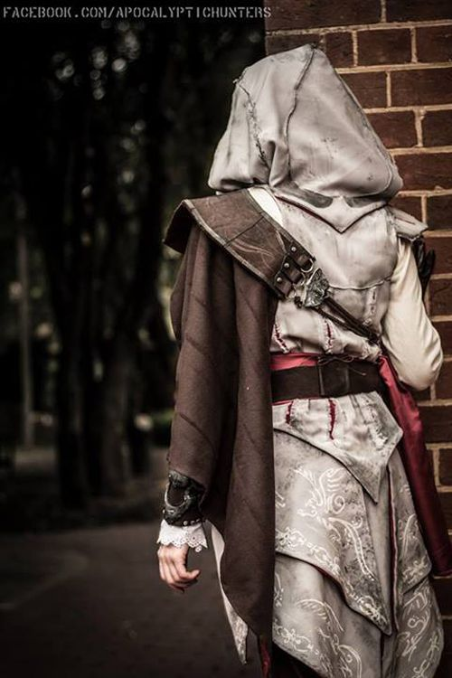 Ezio Auditore Da Firenze Cosplay Assassin S Creed 2 Female