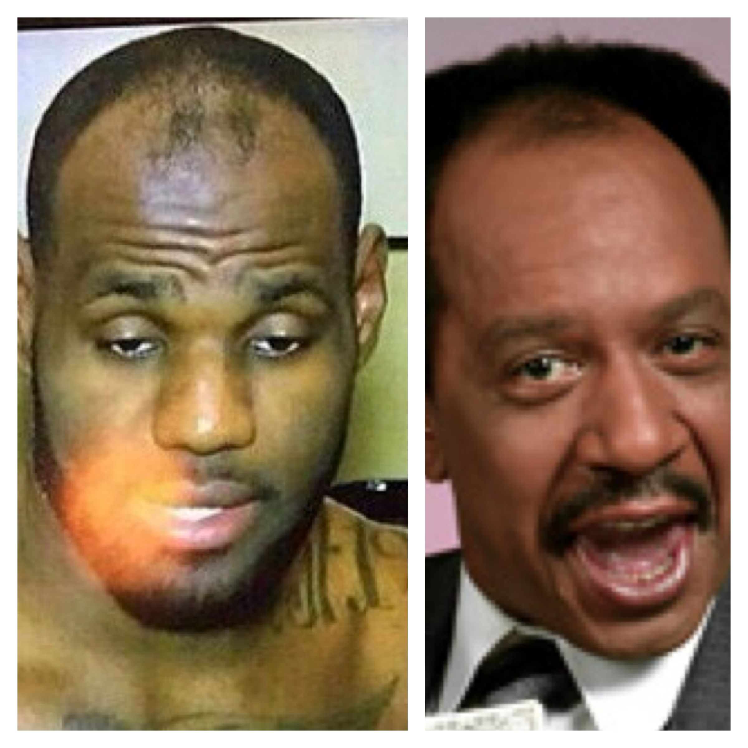 I'm Wrong For This But.... Nice Hairline Mr. Jefferson