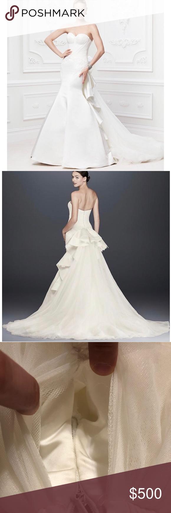 Truly Zac Posen Wedding Dress Wedding Gown Zac Posen Wedding Dress Wedding Dresses Dresses [ png ]