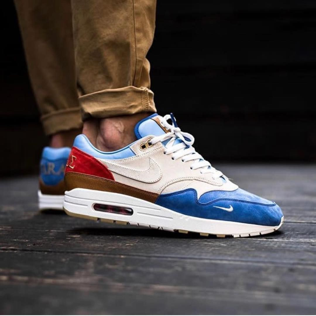 "finest selection ffb14 45612 Schuh Spanner on Instagram  ""Nike Air Max 1 ""Bespoke"" 📸 by  sneakers76"