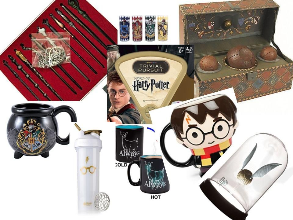 30 perfect gifts for harry potter fans for any occasion