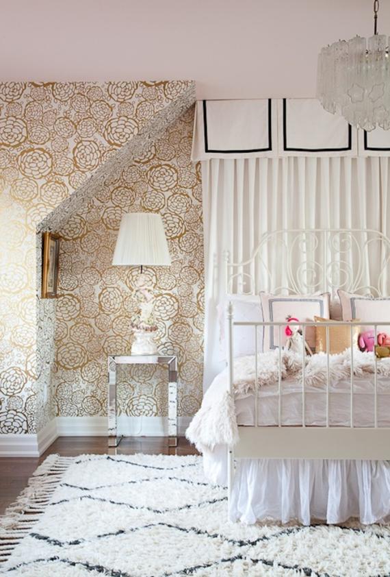 Design Crush Christine Dovey's Home Pretty bedroom