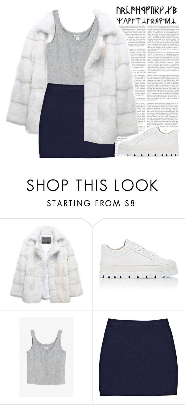 """Untitled #103"" by scheherazadee ❤ liked on Polyvore featuring Lilly e Violetta, MM6 Maison Margiela, Monki and Boohoo"