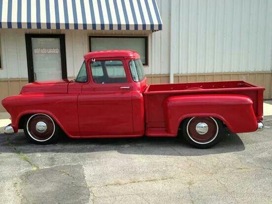 55 Chevrolet...