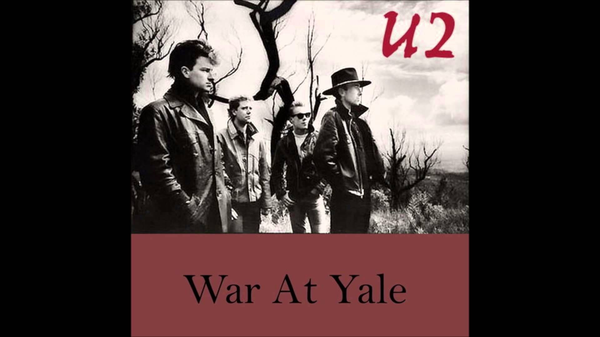 U2 Live 10 May 1983 Woolsey Hall - Yale University - New