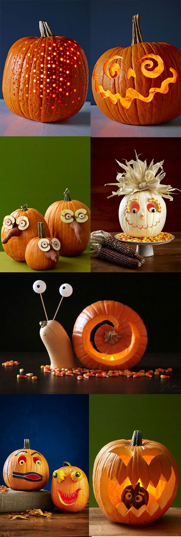 27 Creative and Scary PumpkinCarving Ideas for halloween