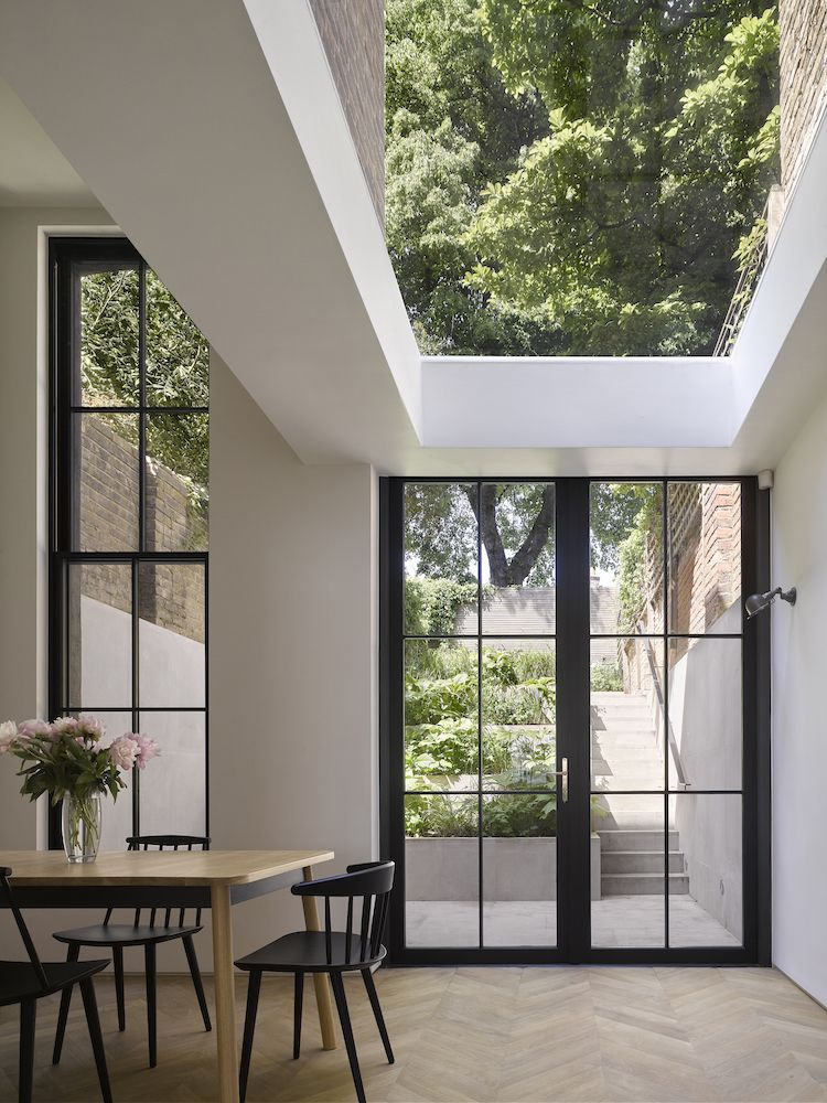 Don't Move Improve: London's Best Home Extensions #house