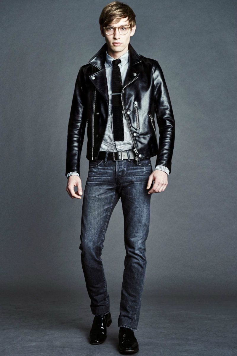 Men's leather jackets 2017 – DRESS TRENDS | Never Dress Down ...