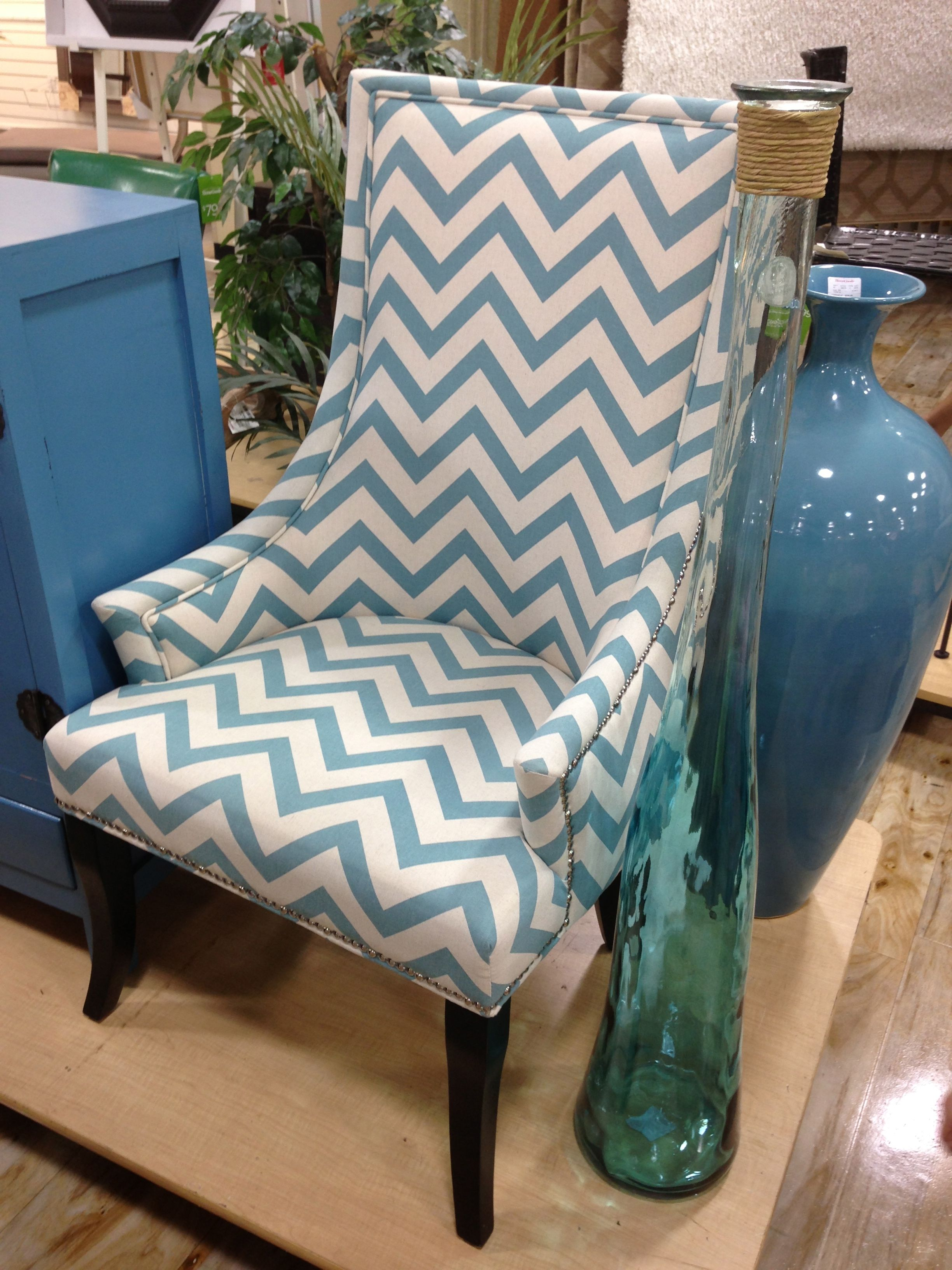 Ordinaire Fabulous Chevron Chair Found @T.J.Maxx