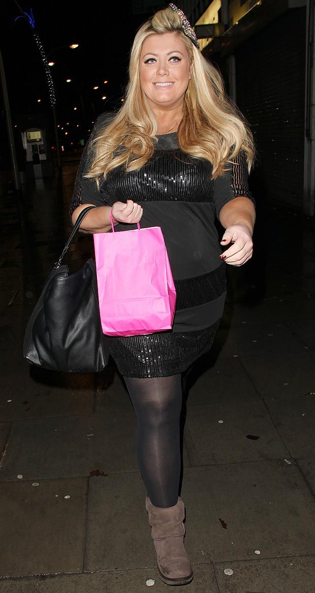 Jess Wright Flashes A Whole Heap Of Chest On Night On The