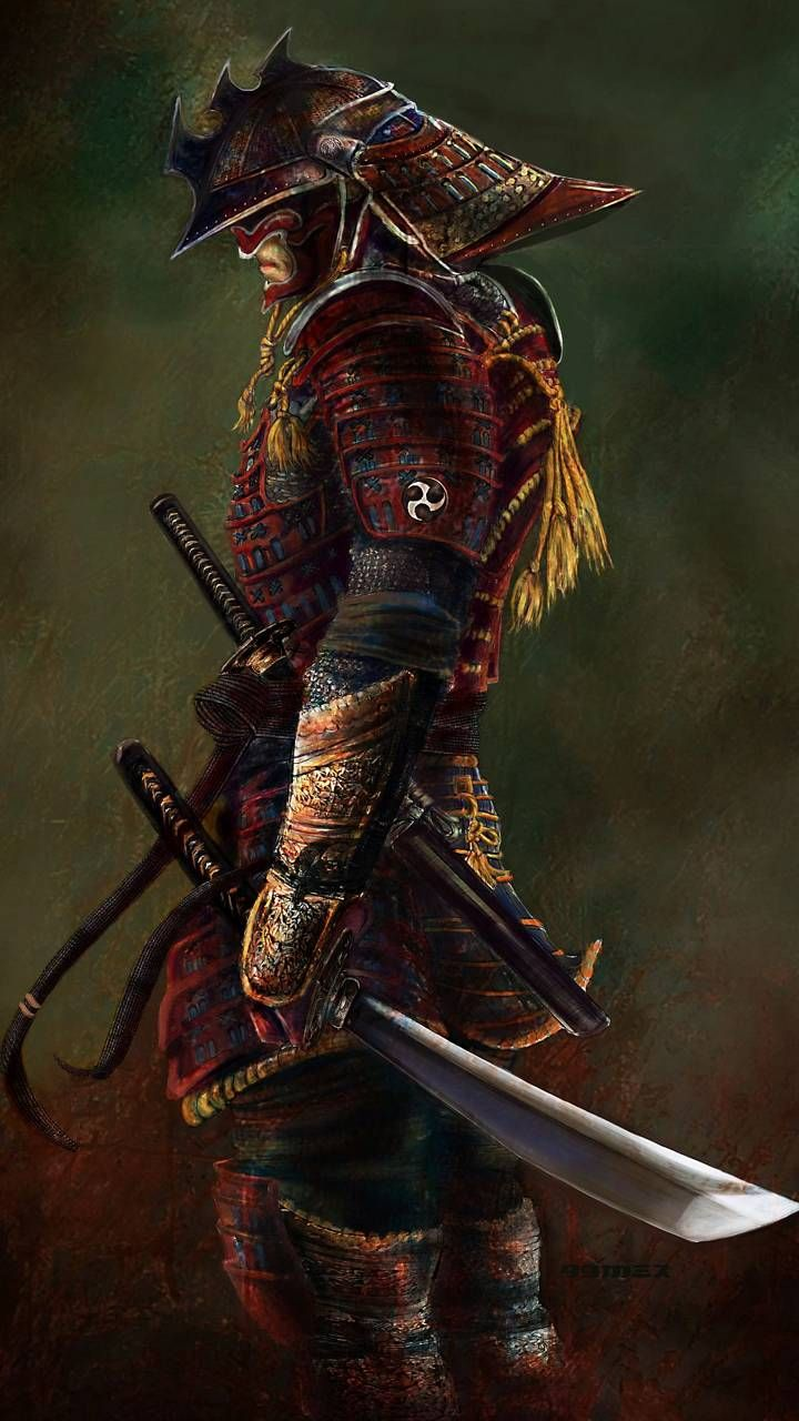 Samurai Warrior Wallpapers Top Free Samurai Warrior