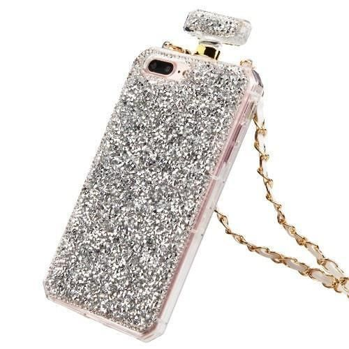 diamante iphone 8 plus case