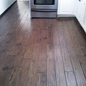Linoleum Flooring Looks Like Wood