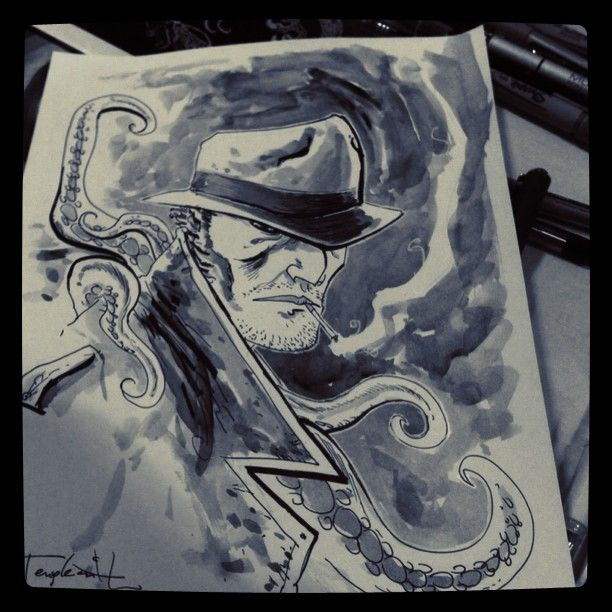 Ben Templesmith Commission