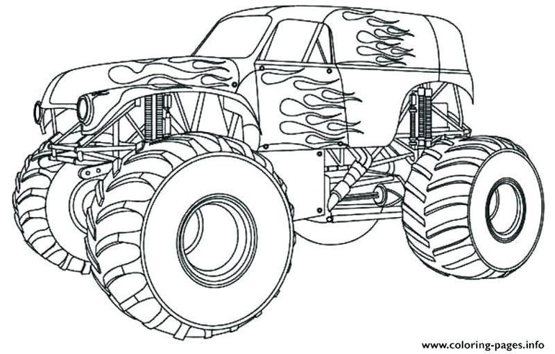 Hot Wheels Race Cars Coloring Pages Monster Truck Coloring Pages Race Car Coloring Pages Cars Coloring Pages