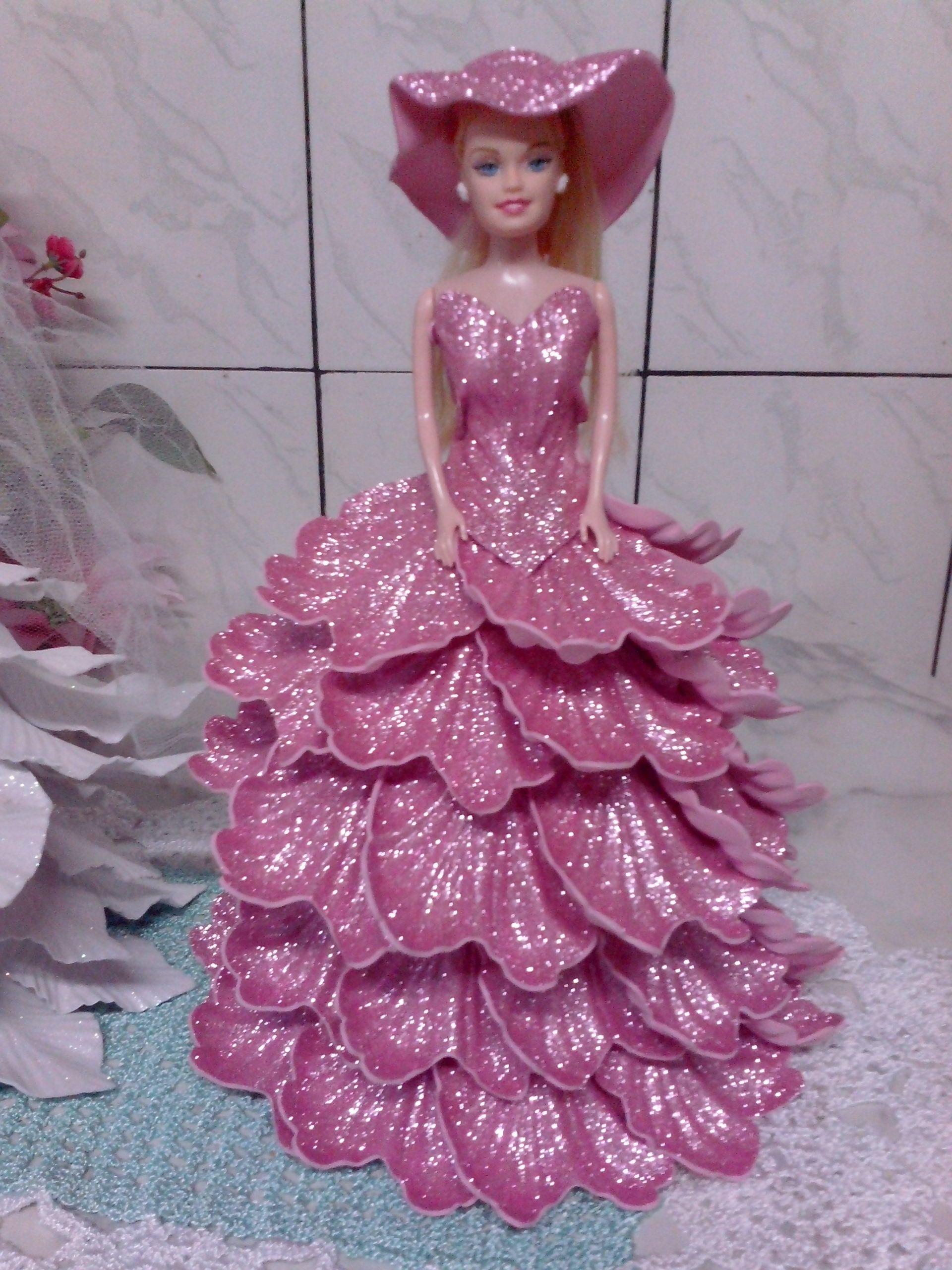 boneca com vestido de eva - Buscar con Google | muñecas en porcelana ...