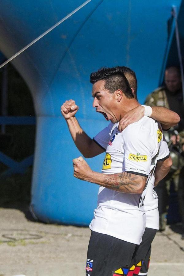Colo Colo se impuso por 1-0 ante U de Concepción