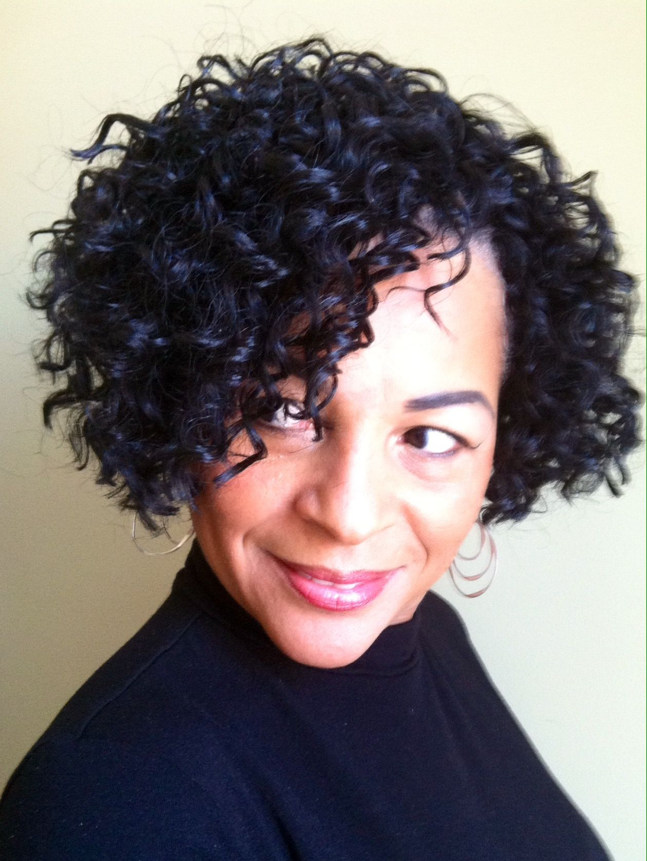 Pin By Monica Fleming Ferguson On It Is A Hair Thing Curly Crochet Hair Styles Natural Hair Styles Crochet Hair Styles