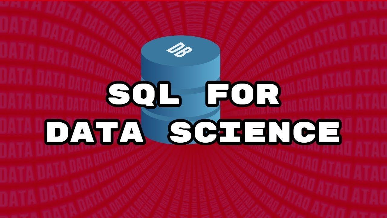 Sql Database Fundamentals For Data Science By Microsoft Siragify In 2020 Data Science Sql Basic Programming