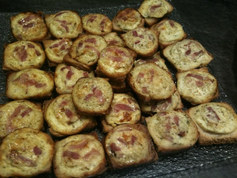 Mini Croc'quiches