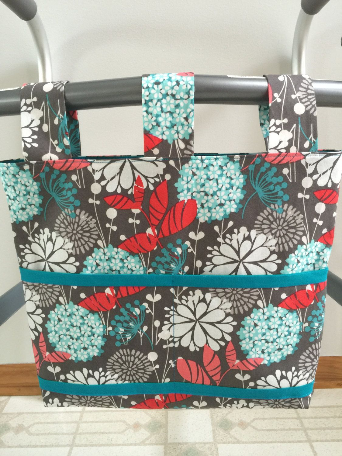 Walker Bag Tote Carry All Caddy By
