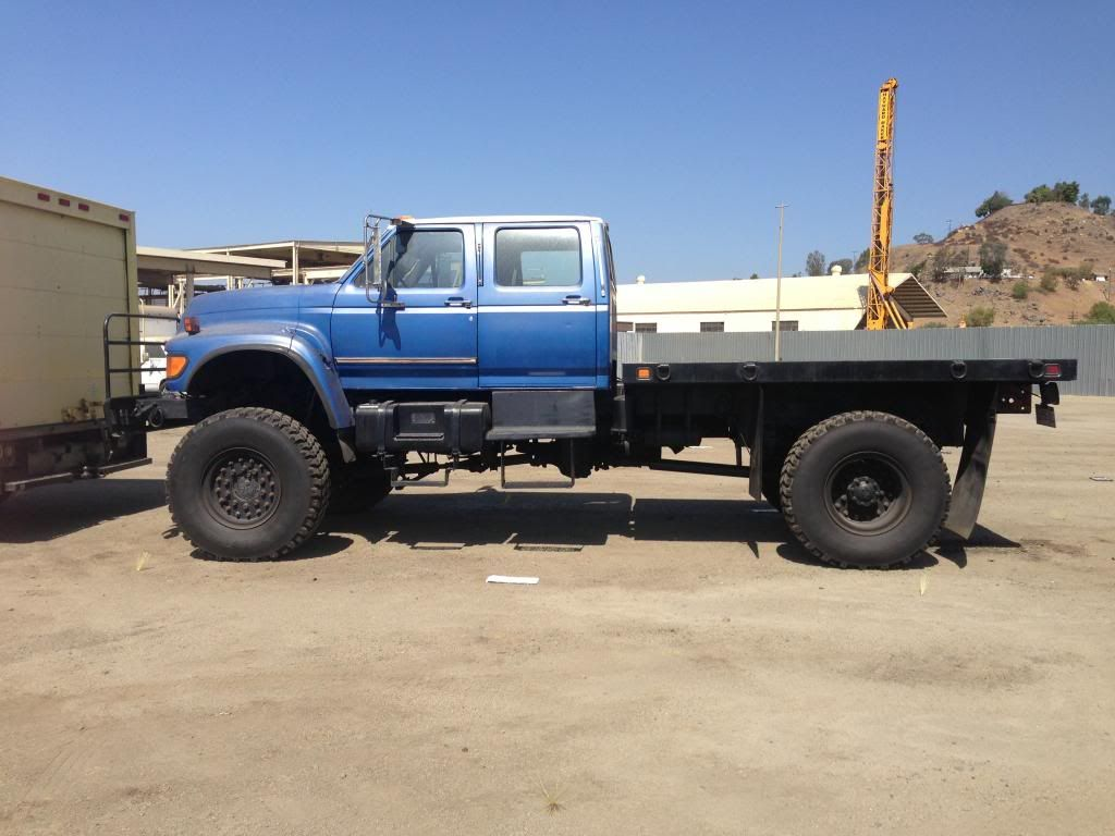 Plans for flatbed ford f350 - Lets See Some Full Size Pictures Page 297 Expedition Portal