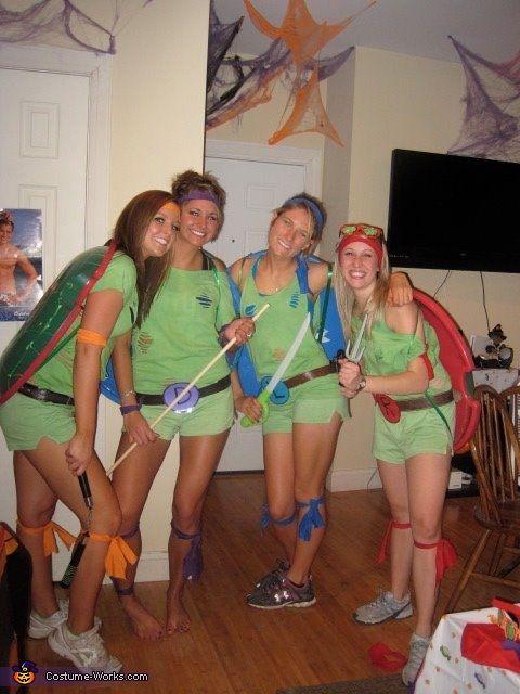 Teenage Mutant Ninja Turtles Costumes Teenage mutant ninja turtles