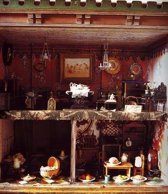 Beatrix's dollhouse