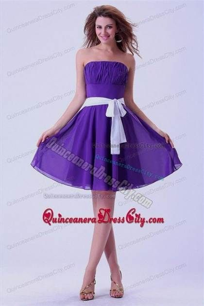 6a9e474ec68 Awesome black and purple quinceanera dama dresses 2018