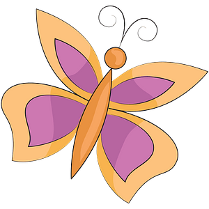 Yellow Butterfly Insect Clipart Free Download Transparent Png Creazilla Butterfly Clip Art Clip Art Butterfly Outline