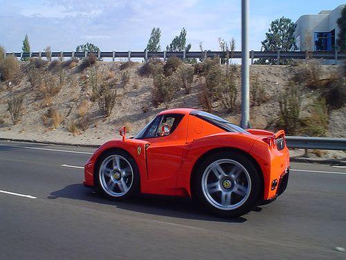 Enzo Ferrari Mini Supercar Smart Car Body Kits Super Cars Mini Cars