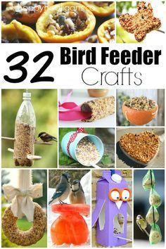 Photo of 32 einfache hausgemachte Vogelhäuschen! Preiswerte Projekte mit …