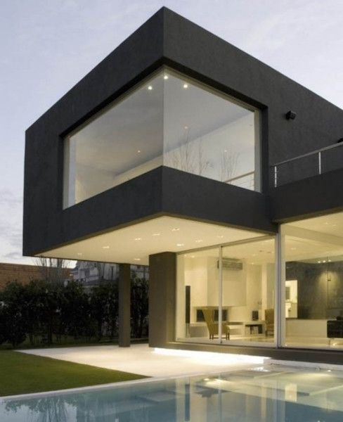 Contemporary House Exterior Design Concepts | Architecture ...