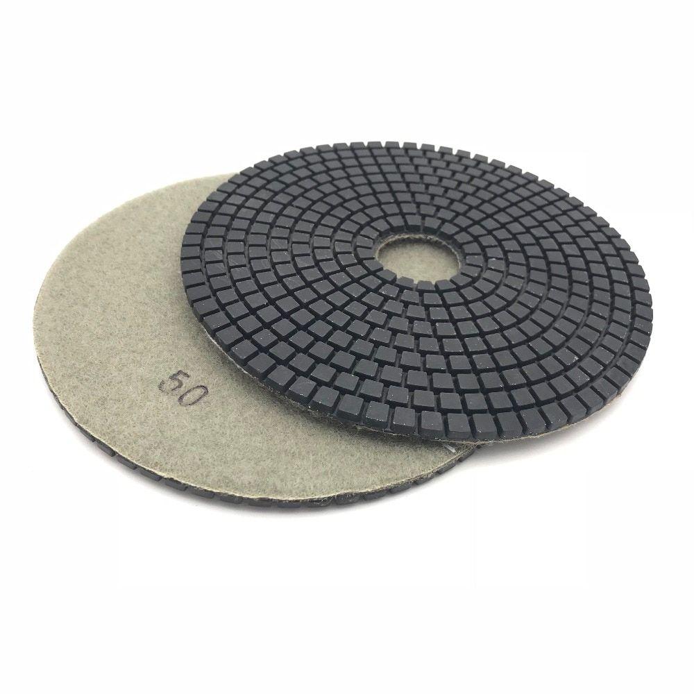 150mm 6 Inch Wet Diamond Grinding Polishing Pad 150mm Inch Diamond Grinding Polishing Grind Pad 6 Inches