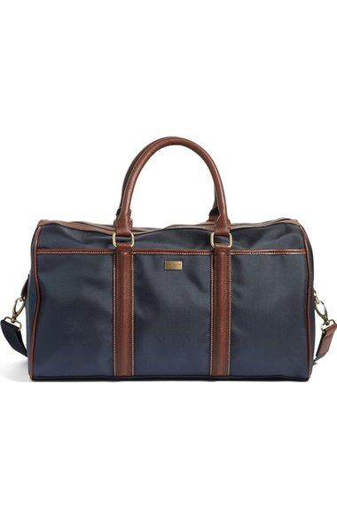 db28c745de58 TED BAKER Movies Duffel bag.  tedbaker  bags  leather  travel bags  weekend   polyester