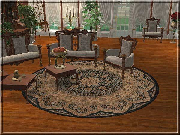 Badezimmerteppich groß ~ Teppich rund groß ts regency teppiche und runde