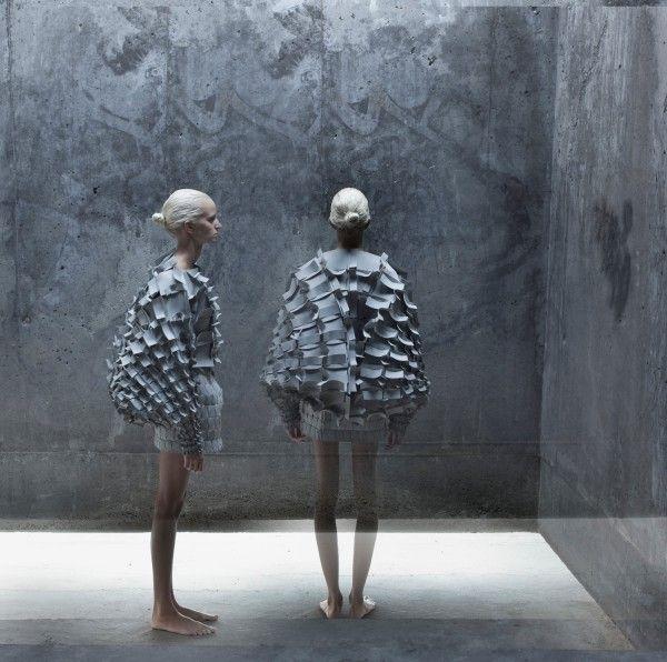 "Matija Cop ""Object 12-1"" | Trendland: Design Blog & Trend Magazine #Object #futuristic #future #fashiondesign #dress #MatijaCop #Trendland"
