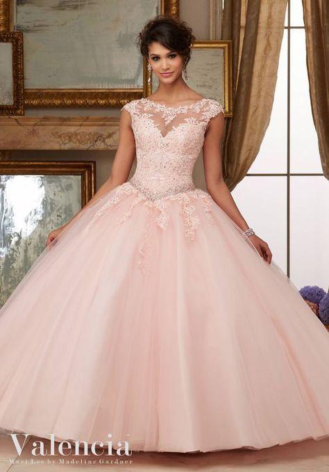 vestidos de 15 años corte princesa | imágenes