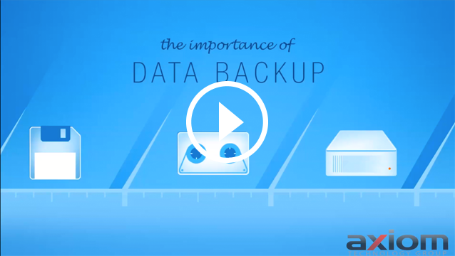 Disaster Recovery When Data Backup Is Not Enough Data Backup Disaster Recovery Disasters